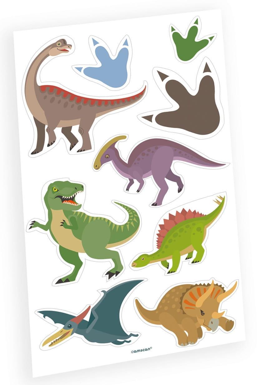 Tatuaże Happy Dinozaur