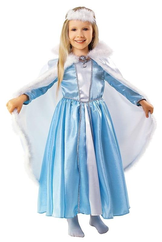 064100f575650d Przebranie dla dziewczynki Królowa śniegu - Party World
