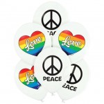 Balon Hippisowskie, Peace and Love