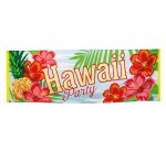 "Baner hawajski ""Hawaii Party"""
