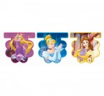 "Baner z flag ""Disney Princess Heart Strong"""