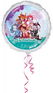 Balon foliowy Enchantimals