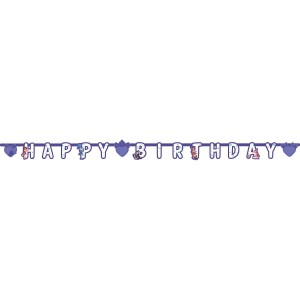 Baner na urodziny Enchantimals