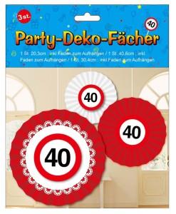 a795cd87f6a6df Dekoracje na 40 urodziny - 1 - Party World