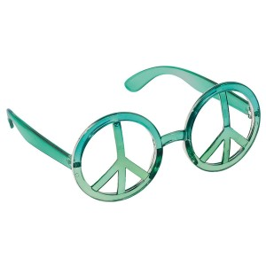 Okulary Hippisa, Peace and Love