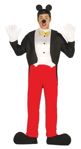 370ba6dd141d4a Kostium dla mężczyzny Bajkowa Myszka Miki - Party World