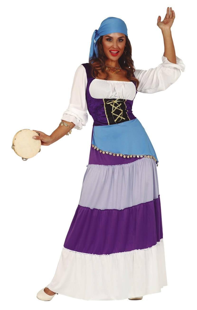 Strój dla kobiety Cyganka